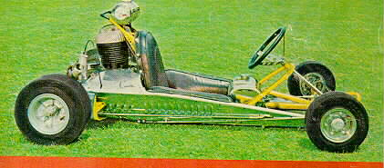 Airborne Auto Racing Team  Sale2c on Photo Gallery Updated 3 30 05 Kart Racing 1960 Old Evans Kart Pic Fox