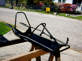 Kart for Sale - McCulloch R-1