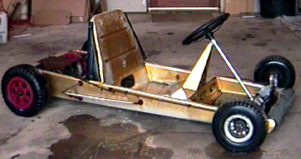 Kart for Sale - Xterminator